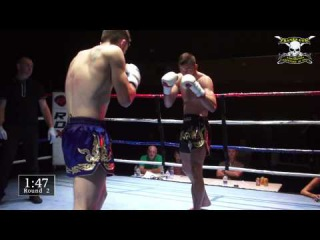 Soloman Wickstead vs Jake Barton