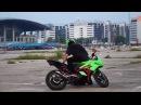 Ninja 250 Sunday Funday Stunt