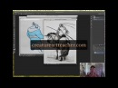 Art Lessons The Importance of Good Silhouette Aaron's Art Tips 7