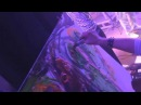 Арт-Рок! Абстрактная живопись на концерте группы JuneJuly