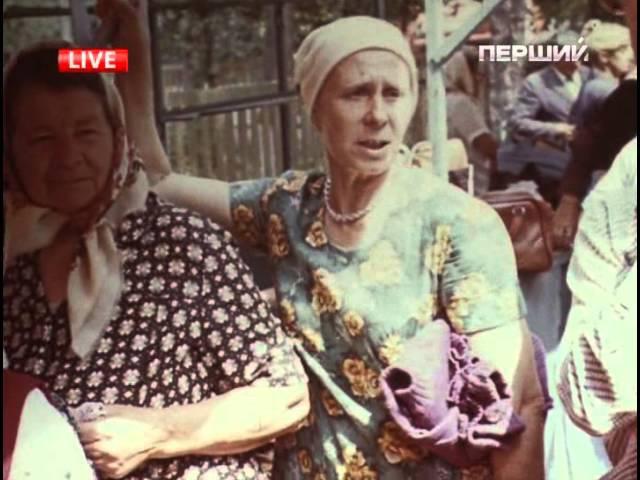 Документальный фильм про Чернобыль Хроника трудных недель 1986