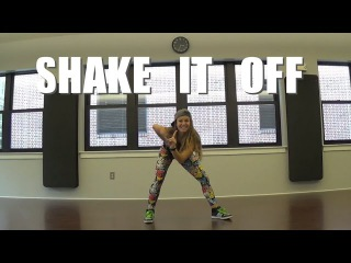 Dance Fitness with Sarah Placencia - Shake It Off