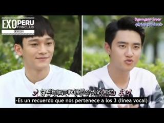 SUB ESPAOL EXO @ CHEN-D Couple Talk
