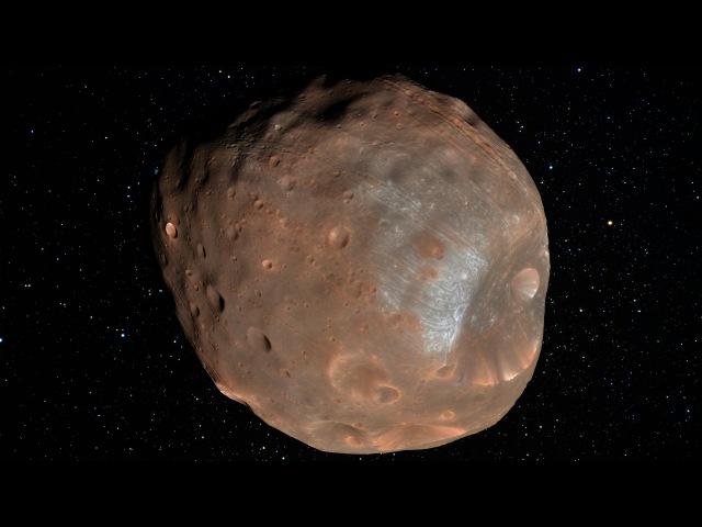 Фобос спутник Марса 7