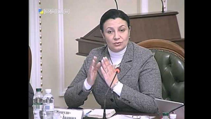 У комітетах 19.02.16 «Українська мова в контексті європейської інтеграції виклики і відповіді»