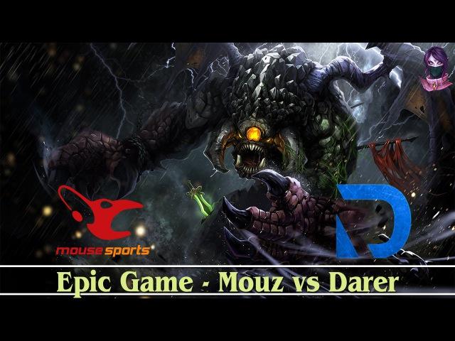 Most Epic Game ProDOTA2 (2012) - Mouz vs Darer 1 (bo3) (RU VeRsuta)