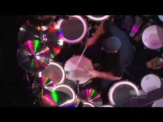 Neil peart drum solo rush live in frankfurt