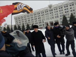 год, #НОД Самара,Самарская область,День Защитника Отечества,возложение,Меркушкин.