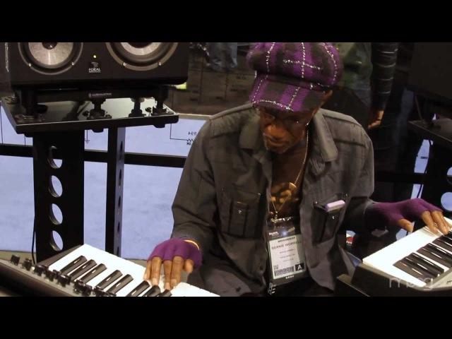 Stevie Wonder Friends Moog Sub Phatty