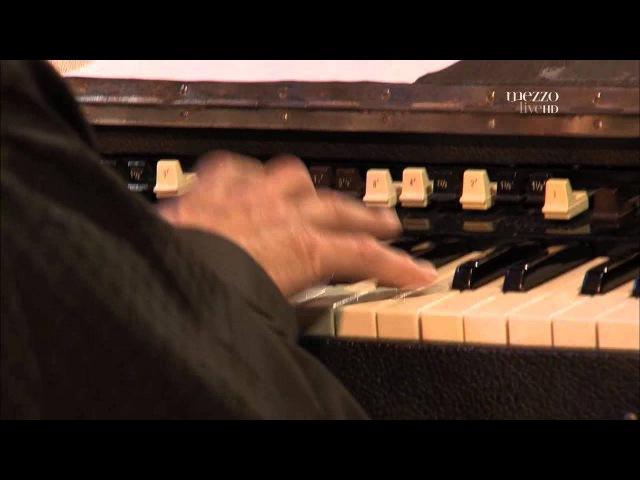 Eddy Louiss Le Multicolor Feeling Orchestra Jazz sous les Pommiers 2011