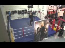Фрагмент тренировки Конора МакГрегора к UFC 197. Скорость в порядке.