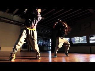Танец хип-хоп!слов нету!супер)нью-стайл