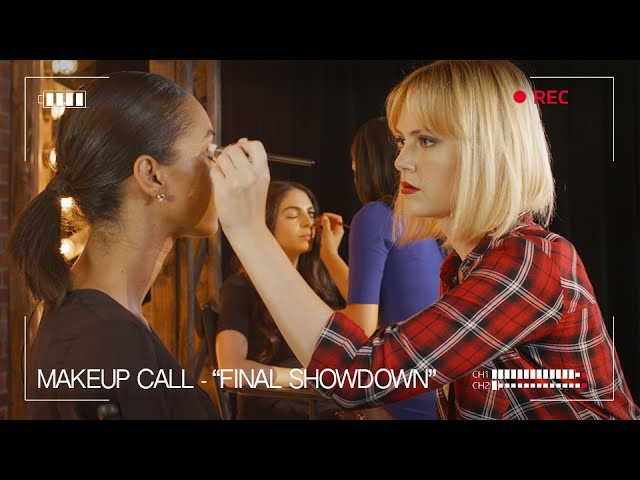 The Final Showdown Ep. 12 Makeup Call feat. Teala Dunn, Allison Raskin, and Manny MUA