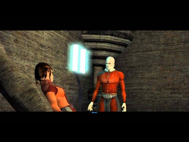 Star Wars KOTOR Bastila and Malak in 1080p