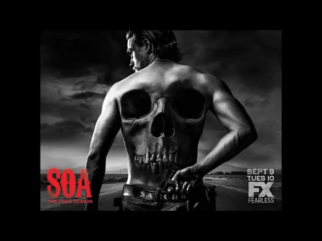 The White Buffalo The Forest Rangers - Come Join the Murder (SOA Tribute) HQ