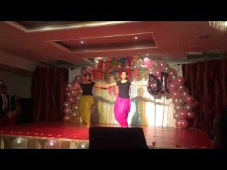 Aaja Nachle, Chammak Challo, Ghagra, Malang, Desi Girl and Nagada Sang Dhol Dance Performance