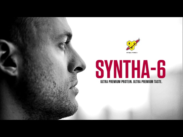 Best Tasting Protein Powder - SYNTHA-6 from BSN - Full Version