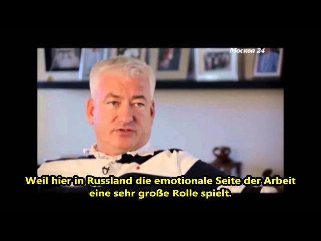 Auswandern nach Russland Thorsten Schubert lebt im deutschen Stadtteil Moskaus