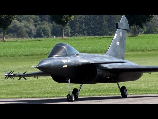 Giant Rc Rafale 1/3.5 scale