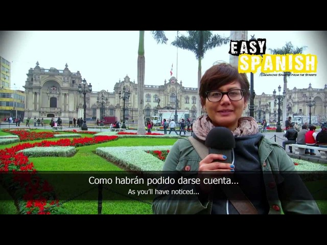 What do you believe in? / En qué crees? | Easy Spanish 7