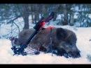 Арбалет XB52 - Охота на кабана
