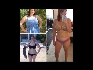 Люди, которые смогли похудеть. Мотивация!