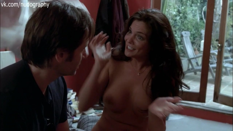 Camille langfield breasts scene in national lampoon's tv