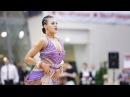 Stefano Mendolia - Alexandra Koldan   WDSF Paris Open Coubertin 2016   IO LAT - Final Chacha