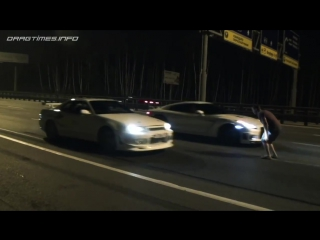Nissan skyline gt-r 35 vs nissan gt-r 34 and corvette zr1