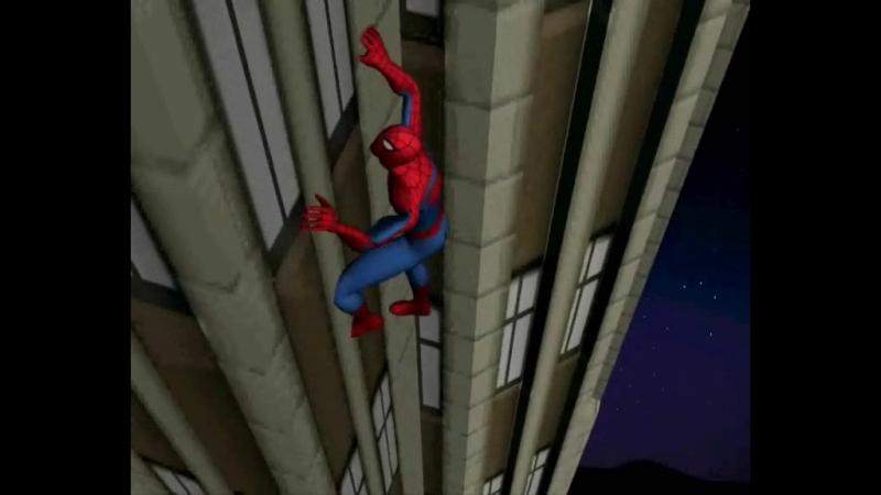 Spider Men (animation by Timur_SH)