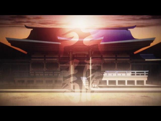 Garo Guren no Tsuki ТВ 2 11 серия русская озвучка Horie Гаро Багровая луна 2 сезон 11