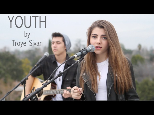 YOUTH by Troye Sivan cover by Jada Facer ft Kyson Facer