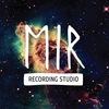 Студия звукозаписи Москва | MIR