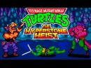 Teenage Mutant Ninja Turtles Черепашки Ниндзя прохождение Sega Mega Drive, Genesis