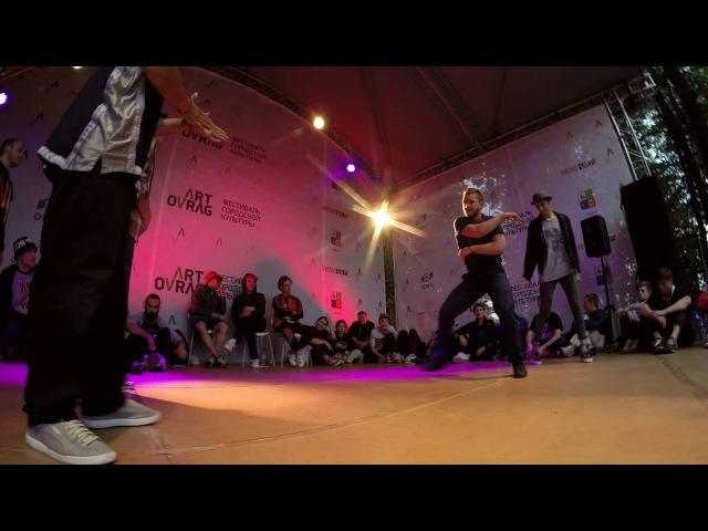 ART OVRAG 2016 BREAKING 2X2 1 8 BMT CREW MAXM KANAB13 VS ХАТА КРЕФ СПИЧКА ВАЛЕРОН