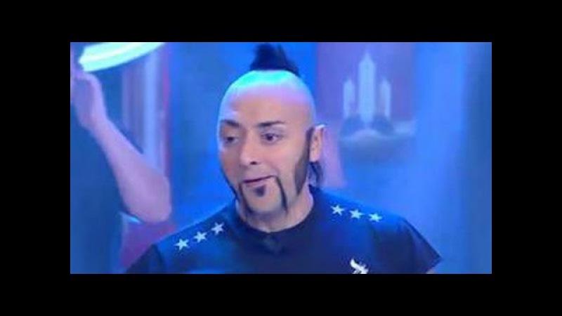 Hayko Cepkin'den Programa Müthiş Giriş 3 Adam Sezon 3 Bölüm 9 6 Şubat 2016