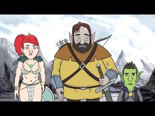 HarmonQuest - Trailer - Seeso Original Series
