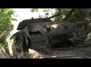 В Воронеже на дне реки нашли танк T-34-76 d djhjytt yf lyt htrb yfikb nfyr t-34-76