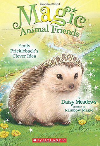 Daisy Meadows - Emily Prickleback's Clever Idea