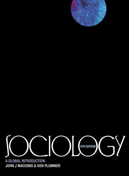 Sociology. A Global Introduction. 4 ed