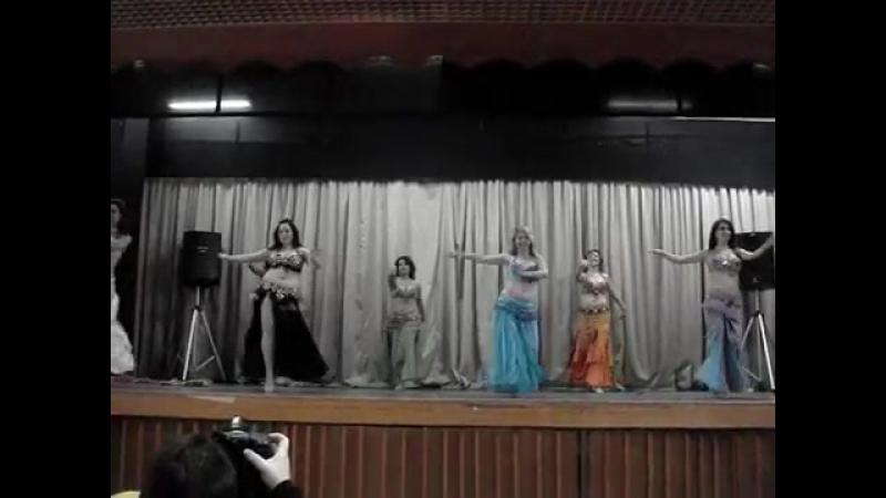 CIA. Samya Farhan no e-ventre 2011 - Set el Hossen