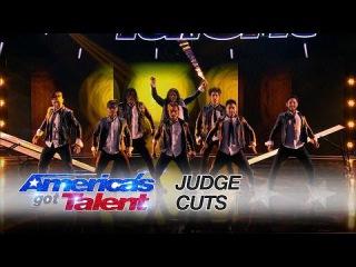 Malevo: Sexy Dancers Return with a Blazing Performance - America's Got Talent 2016