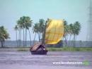 Видео прогулка по Керале Kumarakom Backwaters Kottayam