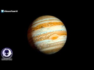 """Something"" BIG Just Hit Jupiter In Amazing New Footage! 3/30/16"