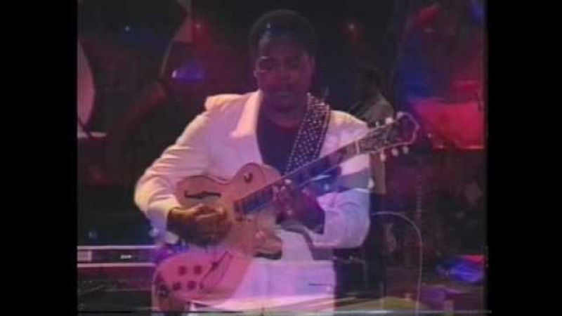 11- George Benson - Being With You - Live At Sevilla 1991