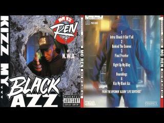 MC REN - KIZZ MY BLACK AZZ 1992 (FULL ALBUM) [HD]
