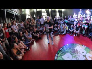 xNVRxHip-Hop PRO 1/8x Саркисян Дима vs Мамонова Маша
