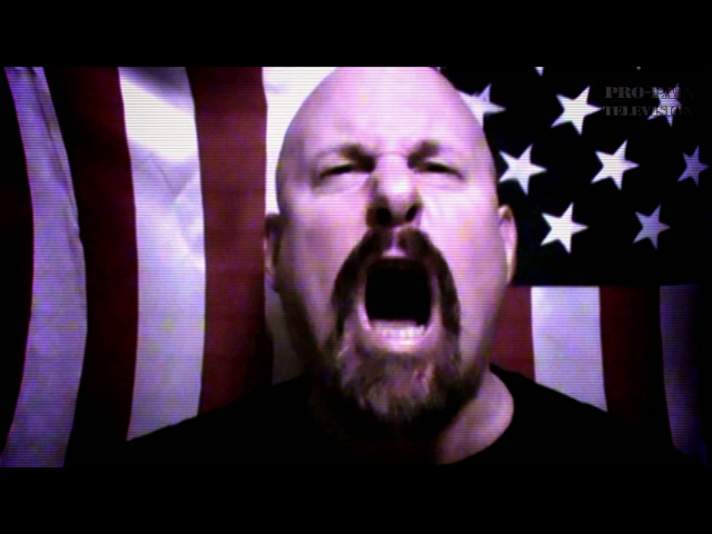 BAD BLOOD Freedumb State Of Mind feat Gary Meskil PRO PAIN OFFICIAL VIDEO