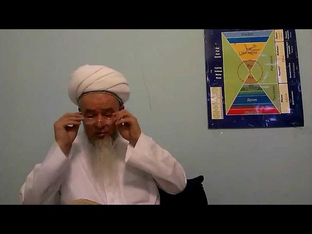 Хазрат Курбанали Ахмад 287 мактуб Руханият турасында 2014 07 23