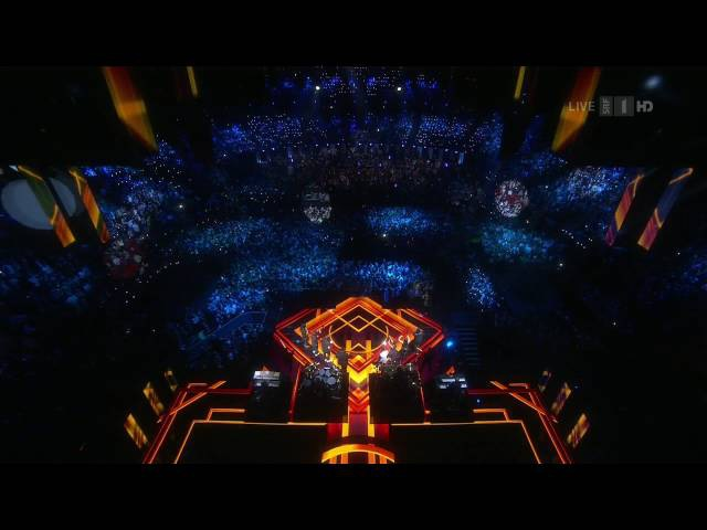 Justin Timberlake - Cant Stop The Feeling! (Eurovision Song Contest 2016. The Final - 2016 may14)